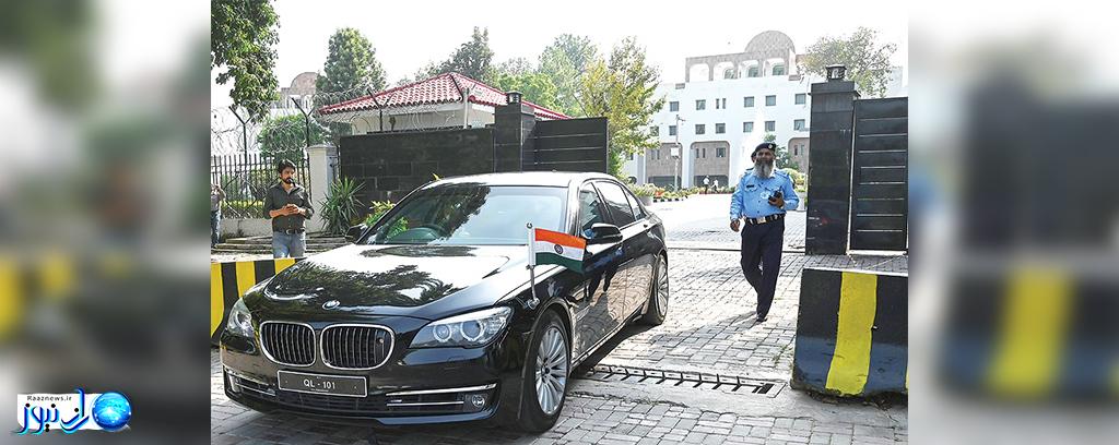 احضار دیپلمات هند به دفتر وزارت امور خارجه پاکستان