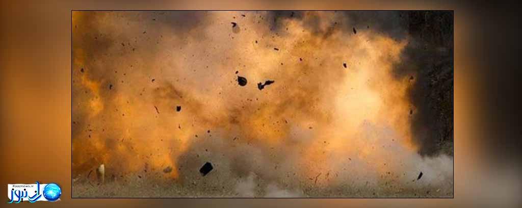 حمله انفجاری علیه تانکر ارتش پاکستان در بلیده